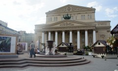 Moscow Tourism-Summer Edition-From the Bolshoi Theater to the Plaza de la Monage