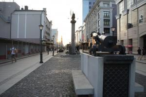 カザン中心街