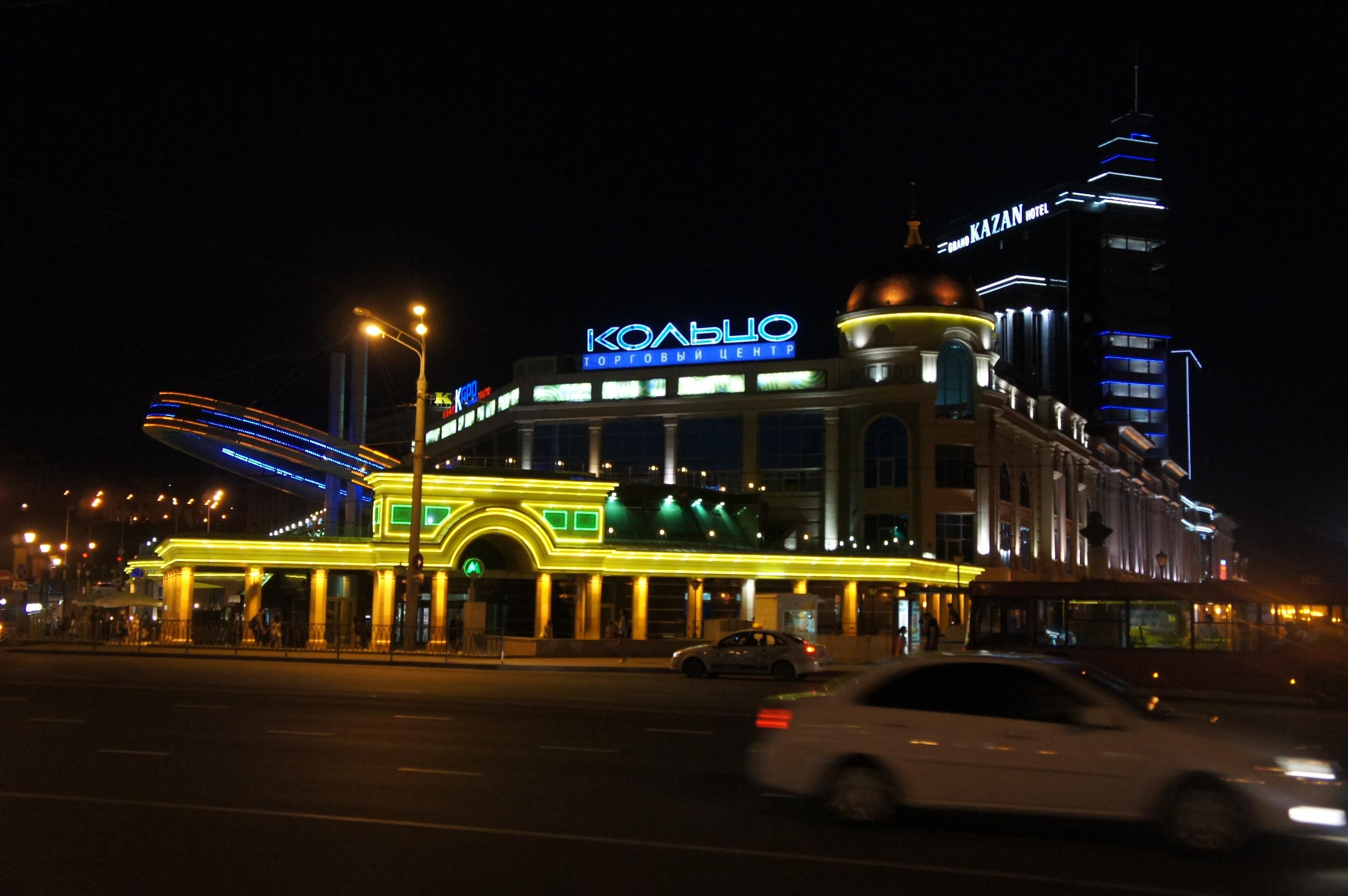 中心街夜2