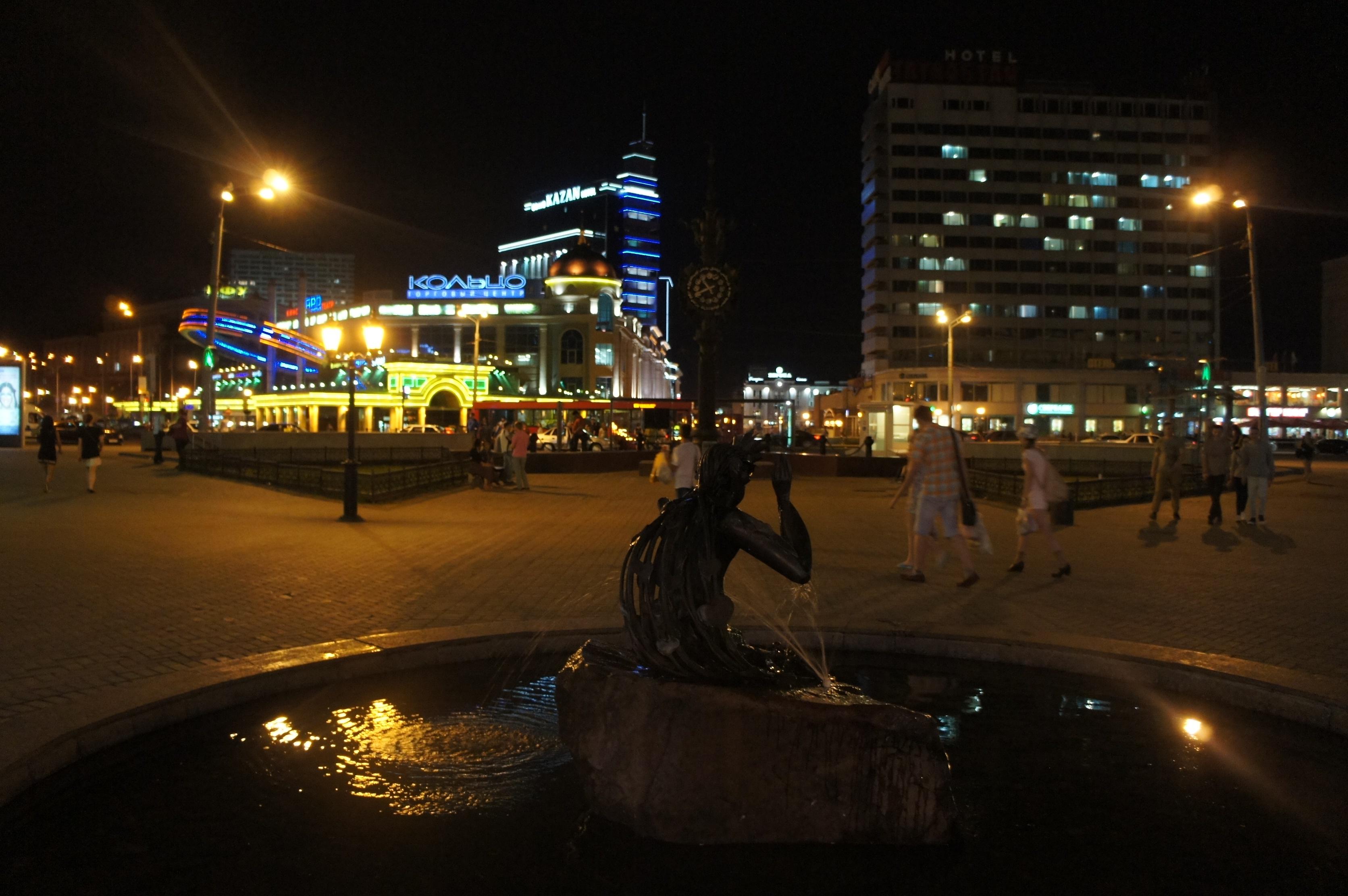 中心街夜3