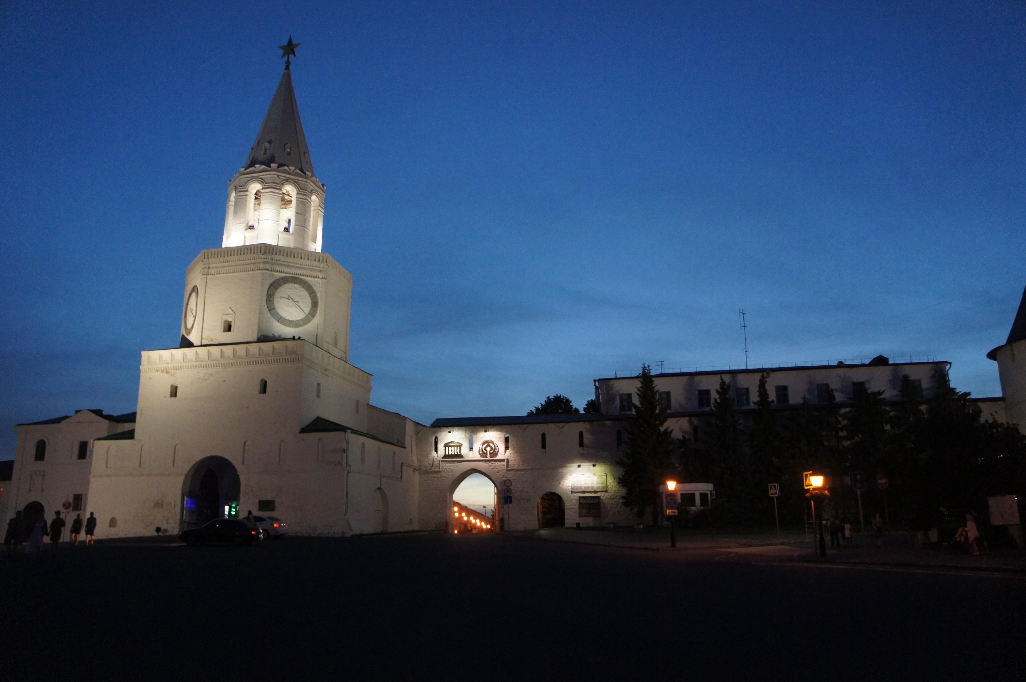 スパスカヤ塔