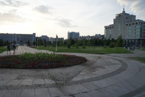 ティシャチェレチヤ公園