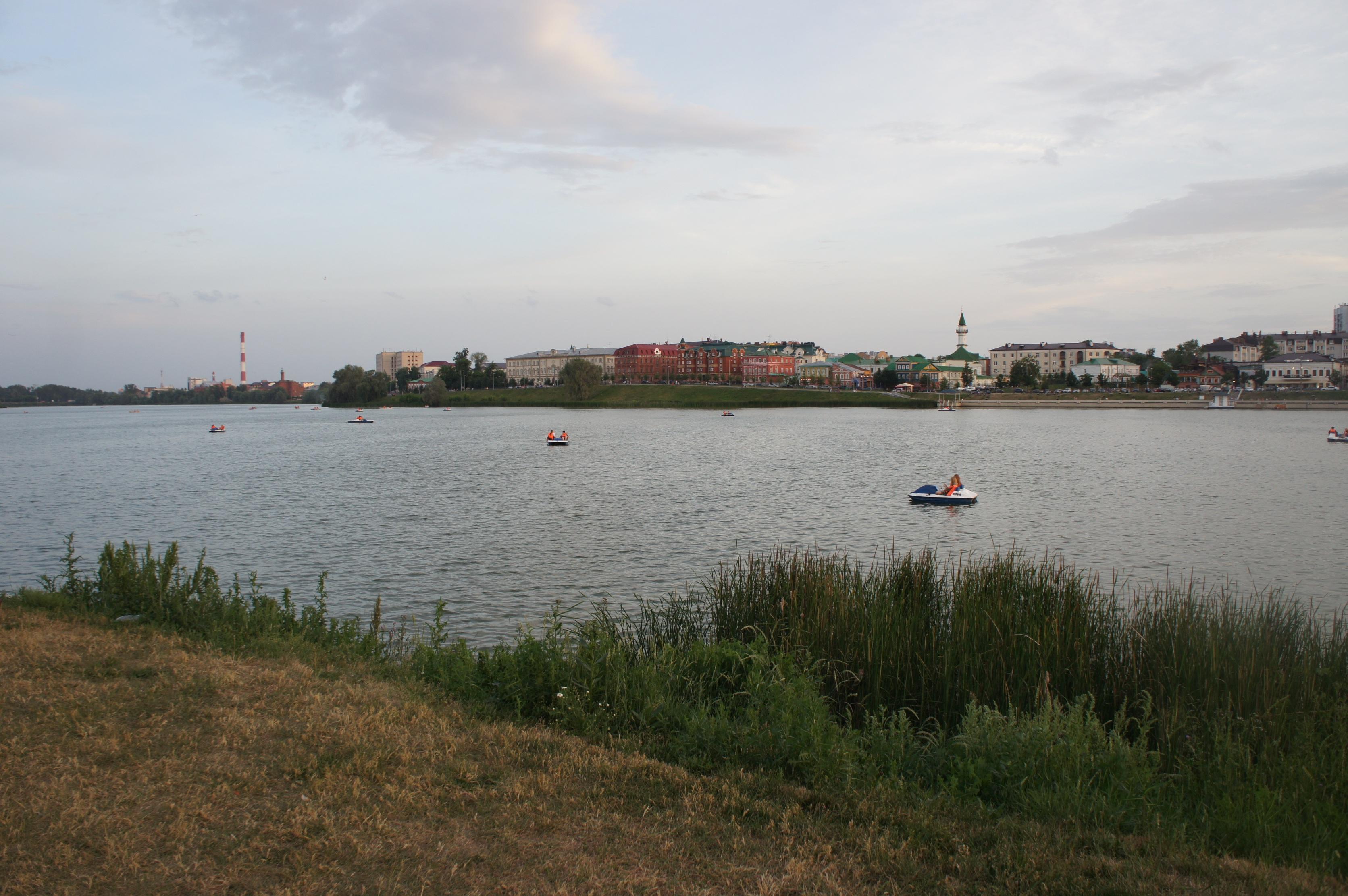 ニージュニー・カバン湖