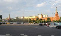 モスクワ観光 ~夏編~ 衛兵交代式とアレキサンダー庭園