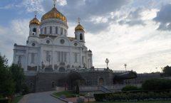 モスクワ観光 ~夏編~ 救世主ハリストス大聖堂からプーシキン美術館