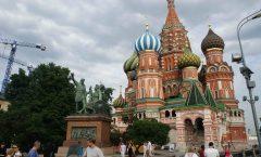 Moscú Turismo-Edición de verano-Plaza Roja