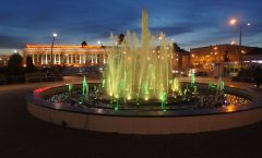 - from Kazan tourism - the airport to the city
