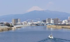 "There is also a harbor ""Numazu Port"" aquarium visited by many tourists from outside the prefecture!"