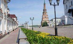 Kazan Tourism-Kazan Kremlin Part 2-