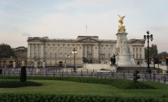 Turismo en Londres - Buckingham Palace -