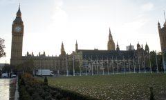 London tourism - Elizabeth Tower (Big Ben) -