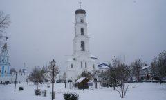 カザン観光 ~神の水を求めて雪の中のライファ修道院へ①~
