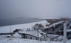 カザン観光 ~雪の中の世界文化遺産「スヴィヤシュスク」①~