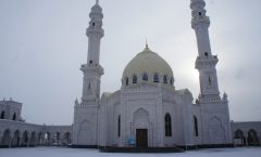 "Kazan tourism World Cultural Heritage ""Bolghar"" in ~ snow ③ ~"