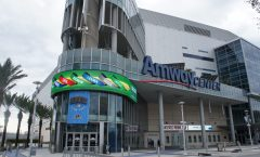 "Orlando tourism - Orlando Magic home ""Amway Center"" -"