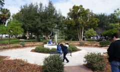 Orlando tourist-range and top-end residential area Winter Park -