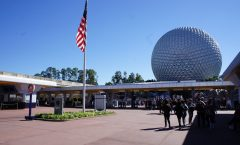 "Orlando tourism - Disney World to ""Epcot""! How From the airport go by bus?"