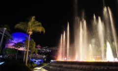 "Turismo en Orlando ~ WDW ""Epcot"" final de fuegos artificiales de Disney y resortes -"