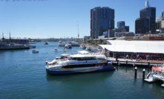 港町シドニー第2のベイエリア『ダーリングハーバー』