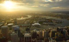 它的高度是在南半球第二? !攀登悉尼塔眼!