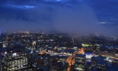 ...... from the Sydney Tower Eye? ! This is the Southern Hemisphere the best night view!