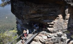 "Landmark of the Blue Mountains ""Three Sisters"""