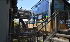 "4th attraction of Scenic World ""cable-way (Scenic Cableway)"""
