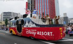 2019Year (Ryowa first year) Numazu summer festival this year also held Disney parade! !