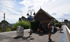 除了藍山旅遊到中間站巴拉瑪打,而不是悉尼......從標尺!