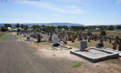 ロス墓地(Ross Anglican Cemetery)に行ってみた ~『ロス村』観光⑤~